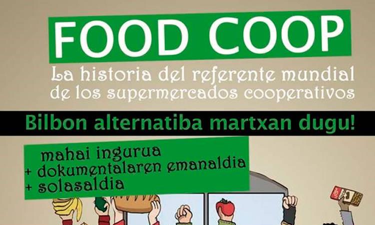Food Coop: Bilbon alternatiba martxan dugu! Maiatza 23 BilboRocken