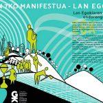 Lan Egokiaren manifestua - Euskadiko Gazteriaren Kontseilua