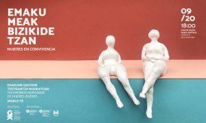 Zatoz #EmakumeakBizikidetzan ekitaldira! - Euskadiko Gazteriaren Kontseilua