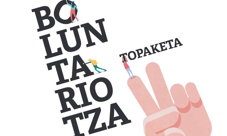 #IzanZuAldaketa Gazte Boluntarioen topaketa irailaren 27an - Euskadiko Gazteriaren Kontseilua (EGK)