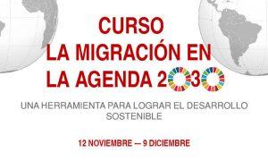 La migración en la agenda 2030 - Solidaridad Internacional