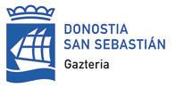 Donostiako Udaleko Gazteria sailaren logoa