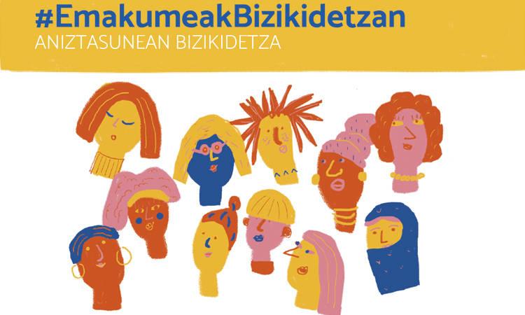 Giza Eskubideen Egunean, EGKn aniztasunean elkarbizitzeari buruz hitz egiten dugu - Euskadiko Gazteriaren Kontseilua (EGK)