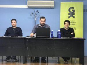 39. Batzar Orokorra - Euskadiko Gazteriaren Kontseilua (EGK)