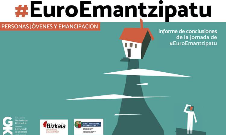 EuroEmantzipatu: nuevos modelos para facilitar la emancipación - Consejo de la Juventud de Euskadi