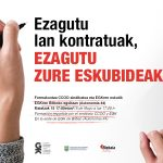 Ezagutu lan kontratuak, ezagutu zure eskubideak! - Conoce los contratos laborales, ¡conoce tus derechos! (EGK)