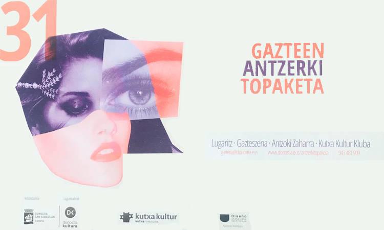 Hemen da jada Donostiako XXI Gazteen Antzerki Topaketa. Llega la 31 Muestra de Teatro Joven de San Sebastián