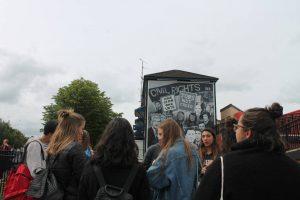Etikasi programaren barnean Belfastera egindako bidaia hezitzailea. Viaje educativo realizado a Belfast dentro del programa Etikasi – Euskadiko Gazteriaren Kontseilua (EGK)