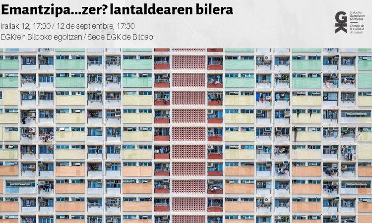 Zein da Gaztelagun programaren eragina? Irailak 12 Bilbon aztertuko dugu. El 12 de septiembre analizamos la repercusión del programa Gaztelagun - Euskadiko Gazteriaren Kontseilua (EGK)