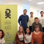 Azaroaren 12an bakea eta bizikidetza lantaldearen bilera. Reunión del grupo de paz y convivencia el 12 de noviembre - Euskadiko Gazteriaren Kontseilua (EGK)