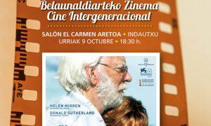 Belaunaldiarteko Zinema zikloa. Ciclo Cineforum Intergeneracional - El Carmen aretoa