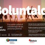 #Boluntaldia Boluntariotza topaketa abenduak 2 Boluntan. Encuentro sobre voluntariado el 2 de diciembre en Bolunta - Euskadiko Gazteriaren Kontseilua (EGK)
