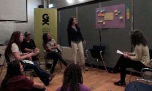 Parte-hartze feministago bat helburu.Una participación más feminista como objetivo - Euskadiko Gazteriaren Kontseilua (EGK)