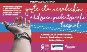 Gazte eta nerabeekin adikzioen prebentziorako tresnak. Herramientas para la prevención de adicciones con las personas jóvenes y adolescentes - Euskadiko Gazteriaren Kontseilua (EGK)