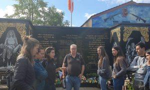 Etikasi programarekin Belfast eta bertako historia ezagutzeko aukera. Oportunidad para conocer Belfast y su historia con el programa Etikasi - euskadiko Gazteriaren Kontseilua (EGK)