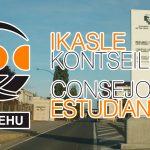 """EHUko ikasleen %81entzat """"gehiegizkoa"""" da lan karga. El 81% de las alumnas de la UPV considera """"excesiva"""" la carga de trabajo"""