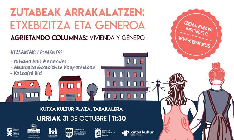 #ZutabeakArrakalatzen, urriak 31, Kutxa Kultur Plazan. #ZutabeakArrakalatzen el 31 de octubre en Kutxa Kultur Plaza - Euskadiko Gazteriaren Kontseilua (EGK)