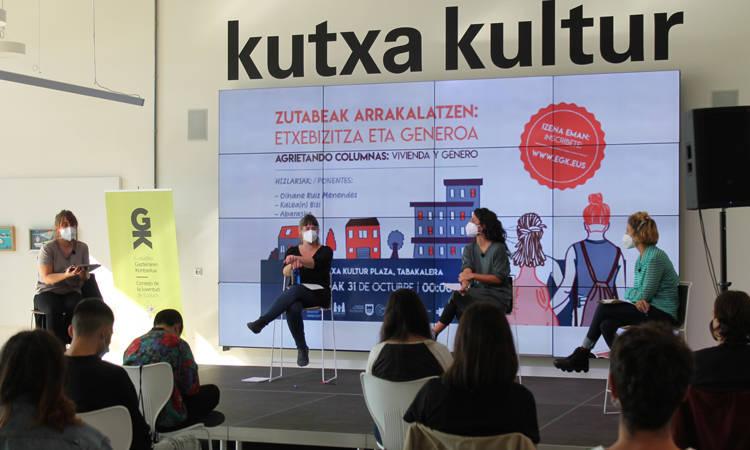 Zutabeak Arrakalatzen ekitaldiko argazkiak (urriak 31) - Fotos de la jornada Zutabeak Arrakalatzen (31 de octubre)EGK