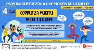 Osasuna genero-ikuspegitik sustatzeko tailerrak | Talleres de promoción de la salud con perspectiva de género