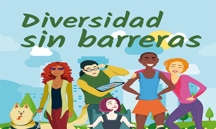 3 de diciembre, Día de las personas con diversidad funcional