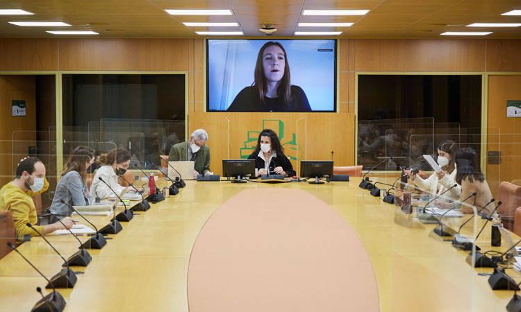 Gazteriaren Euskal Lege-proiekturako ekarpenak aurkeztu ditugu